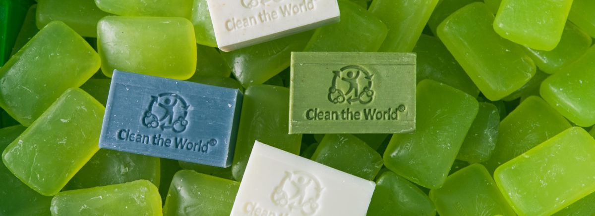 Clean the World Asia - recycled hotel soaps