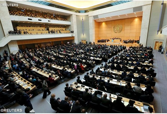 WHO - World Health Assembly