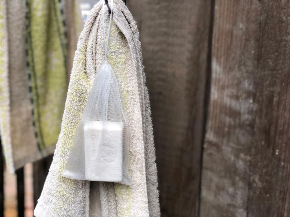 Soap with Dignity - Recycled soap looking brand new for rural communities