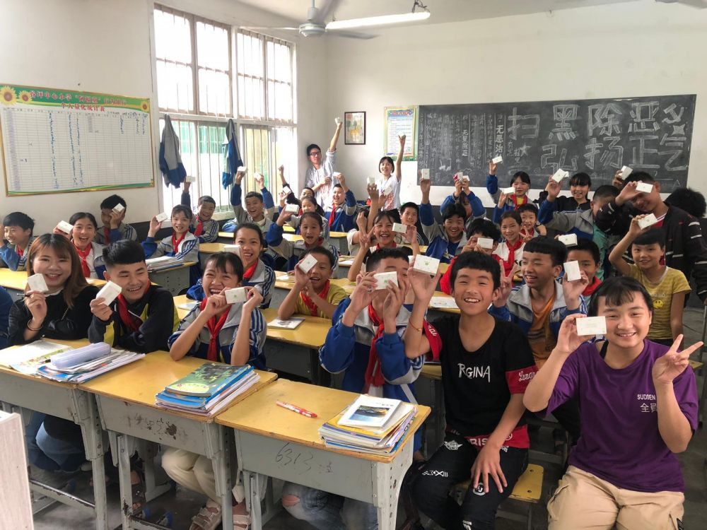Soap for children in need - Clean the World Asia