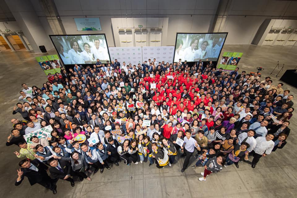 Sands Macau volunteer event - CSR activity with Clean the World Asia
